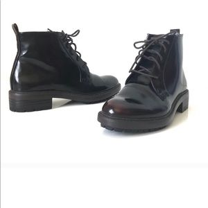 New with tags! Zara doc Martin style boots
